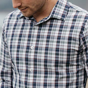 Comfortable dress shirt at men's clothing store in Middleton, WI by Mizzen + Main