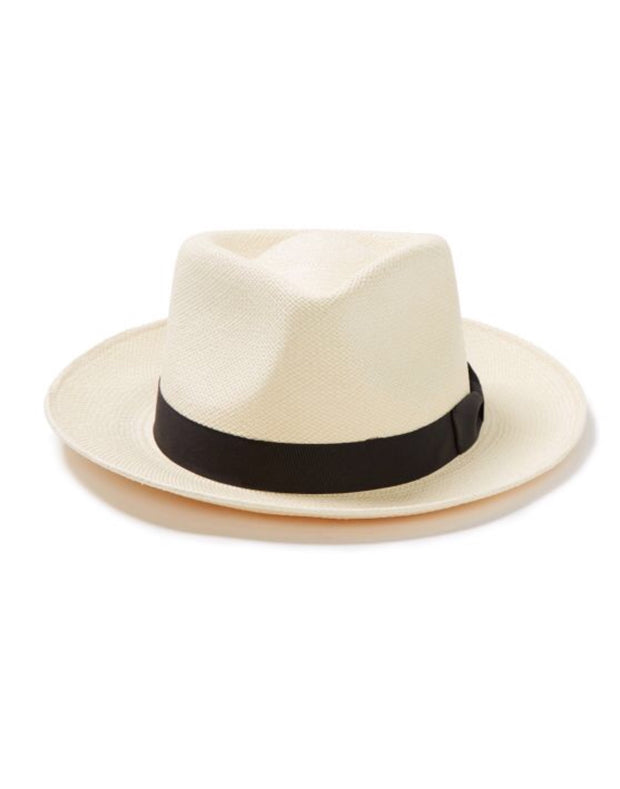 Retro Panama Hat