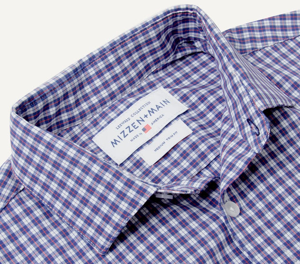 Howe 2.0 Purple Multi Plaid