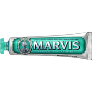 Marvis classic mint toothpaste. Find in store in Middleton, Wisconsin outside of Madison, Wisconsin.