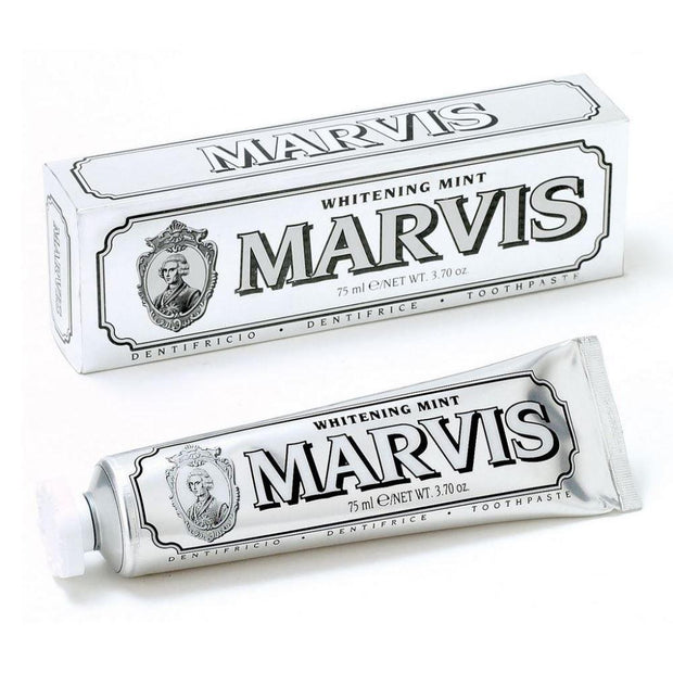 Marvis whitening toothpaste. Shop for men in Middleton, Wisconsin.