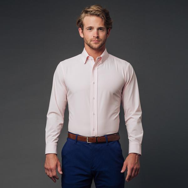 The comfortable dress shirt by Mizzen + Main