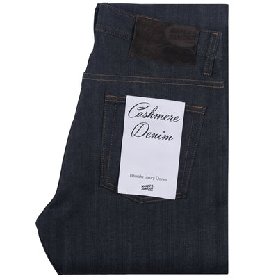 Weird Guy - Cashmere Stretch Blend Denim