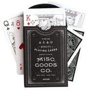 Single Deck of Playing Cards