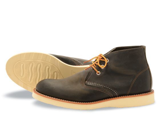 Classic chukka by Red Wings Brand of America