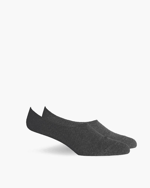 Richer poorer ford no show socks charcoal