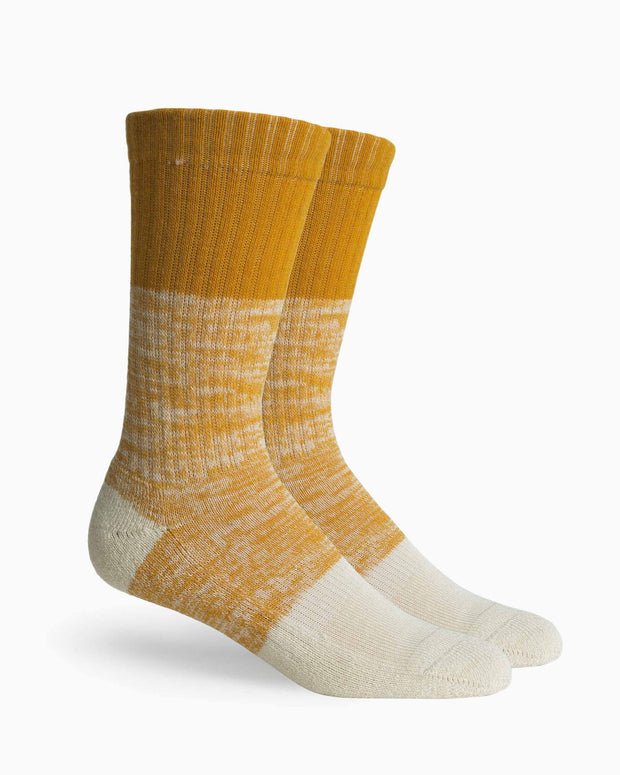 Richer poorer merino wool sock zona