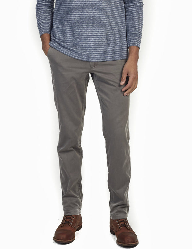 Stretch chino for men by Faherty Brand