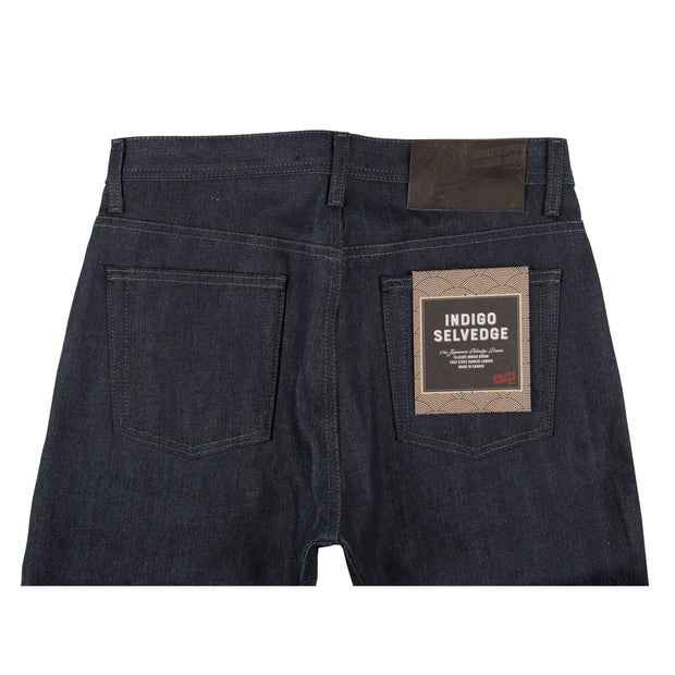 Weird Guy-Indigo Selvedge