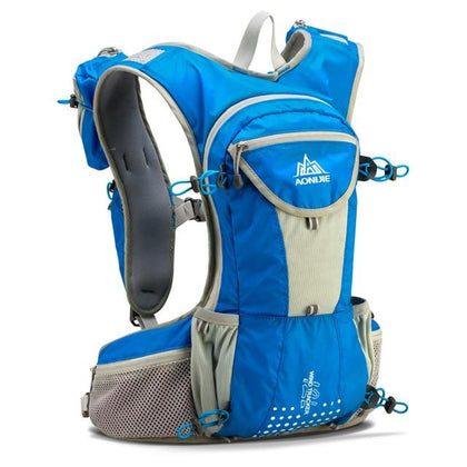 Running backpacks and belts