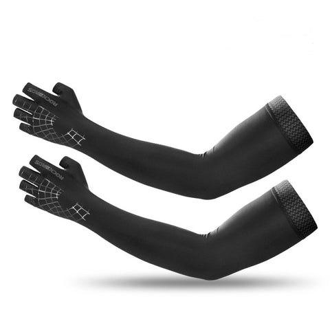 ROCKBROS 2 in 1 arm sleeve glove