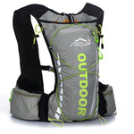 8L Outdoor Local Lion Waterproof running backpack