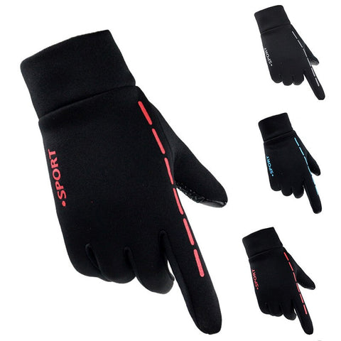 Men's and Women's Gloves Phone Using Screen  Cycling Running
