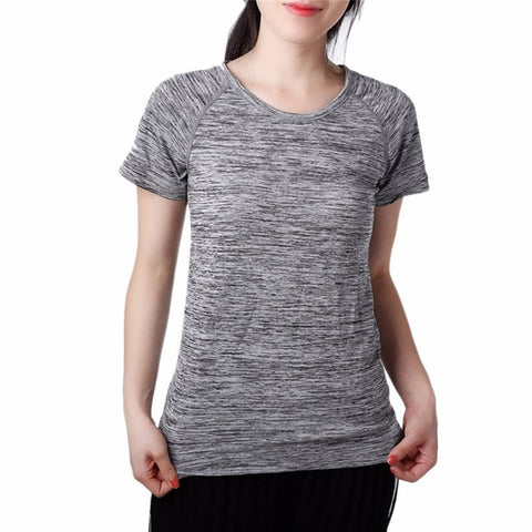 HIMAN JIE Women's Running Shirt