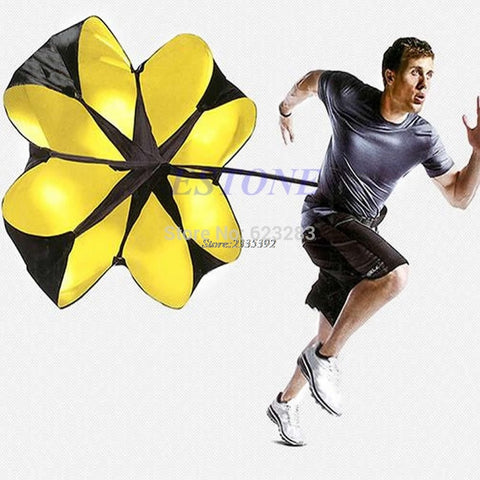 Speed Running Resistance Parachute 56""