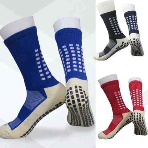 Anti-Slip Breathable Summer Running Cotton and Rubber Socks High Quality