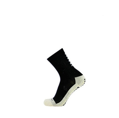 Anti-Slip Breathable Cotton and Rubber Socks