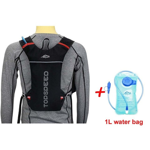 LOCAL LION Hydration Backpack Light Waterproof
