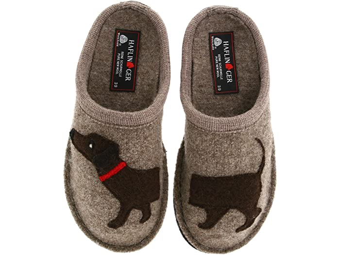 Haflinger Doggy Slippers