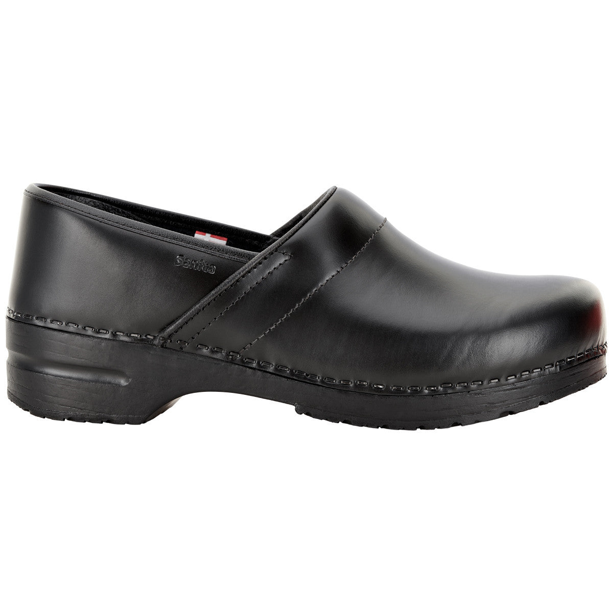 Sanita Pro Cabrio Clog in Black or Brown - 457806W