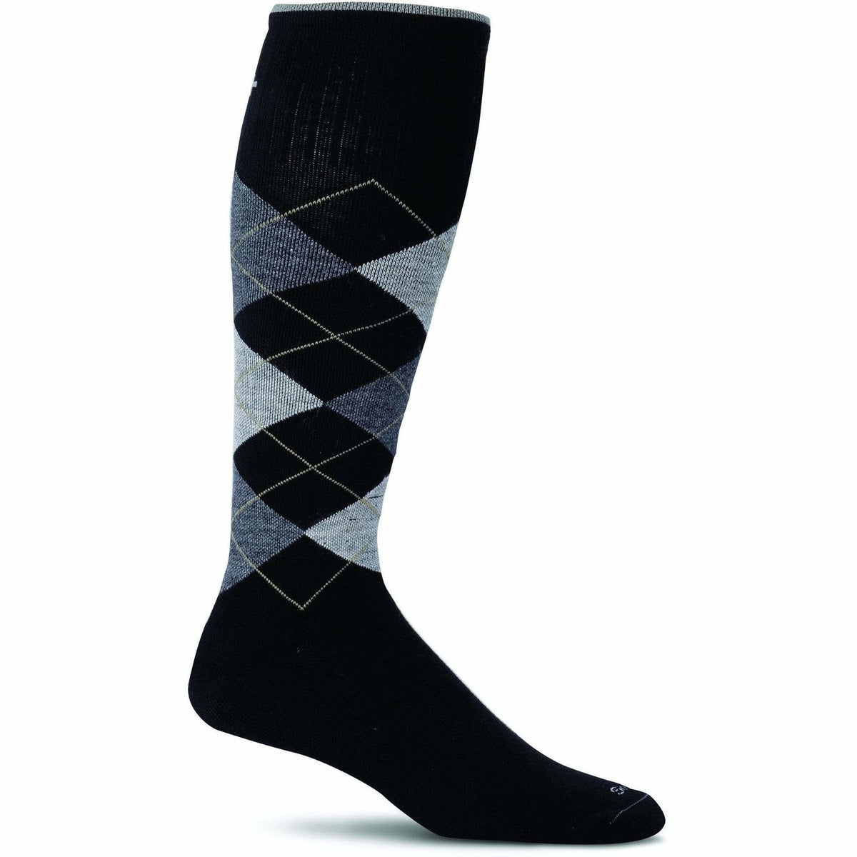 Sockwell - Men's Moderate Compression - Argyle SW3M