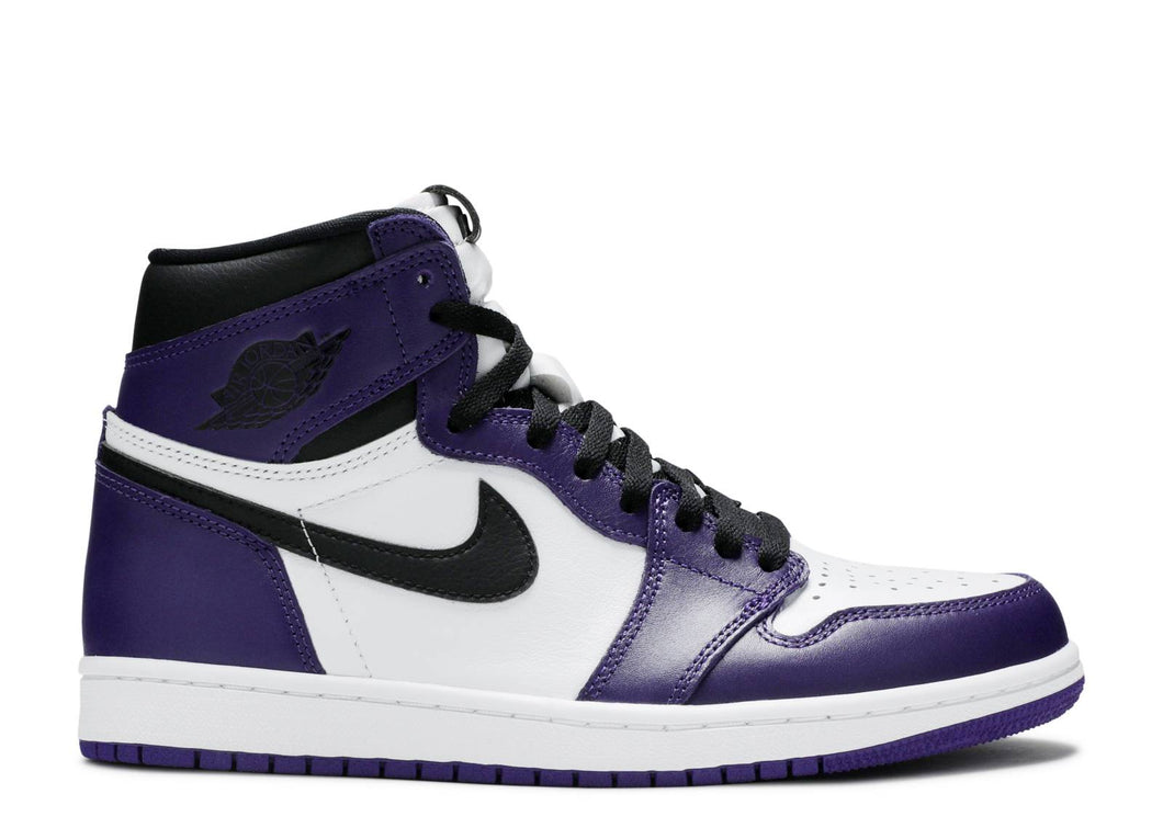 Air Jordan 1 'Court Purple'