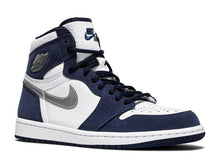 Load image into Gallery viewer, Air Jordan 1 'Midnight Navy' CO Japan (2020)