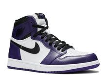 Load image into Gallery viewer, Air Jordan 1 'Court Purple'
