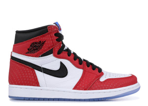 Air Jordan 1 Spider-Man 'Origin Story'