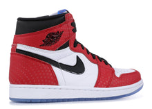 Load image into Gallery viewer, Air Jordan 1 Spider-Man 'Origin Story'
