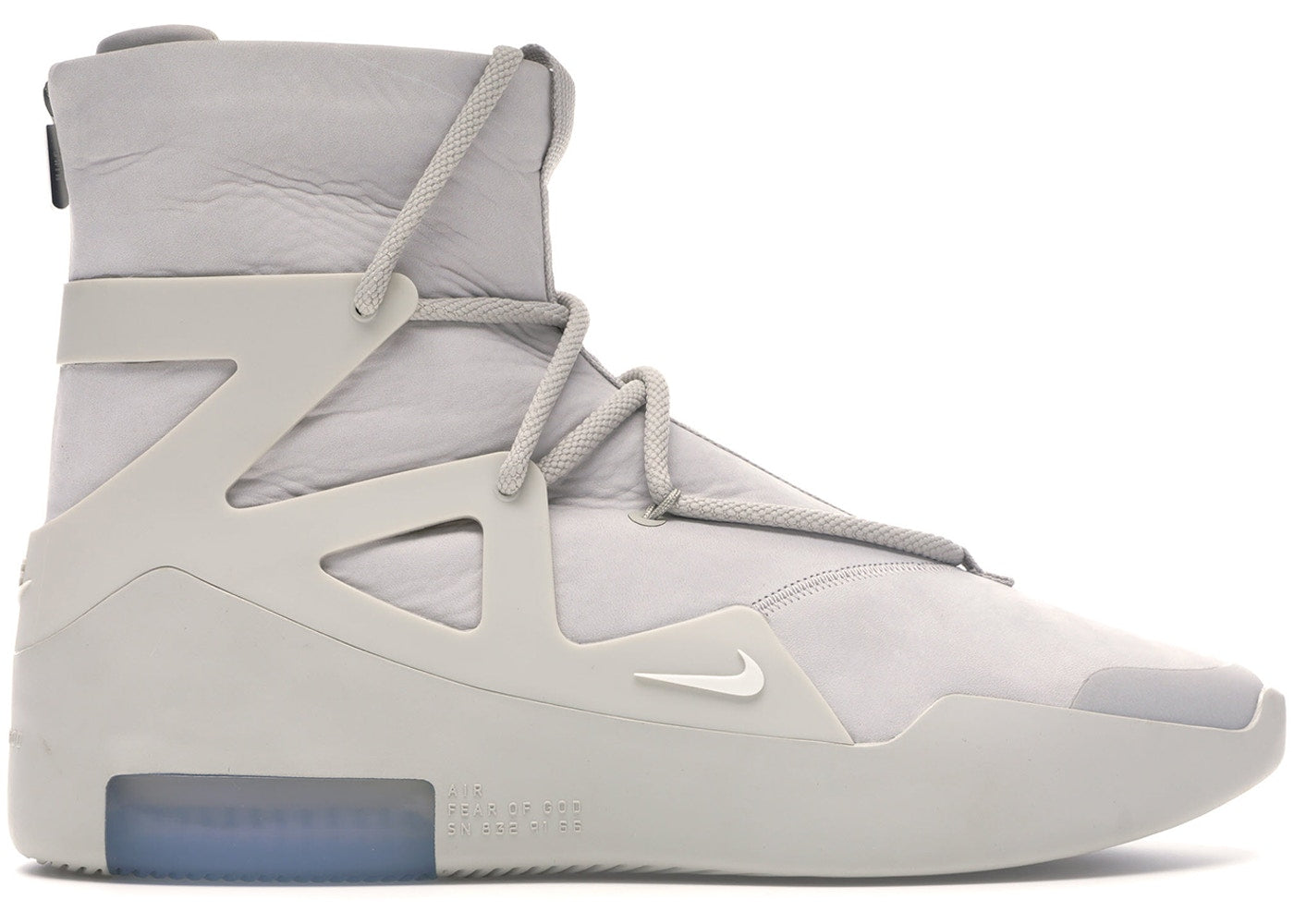 muy baratas calidad perfecta duradero en uso Nike Air Fear of God 1 Light Bone (Friends & Family) – Mokum Prix