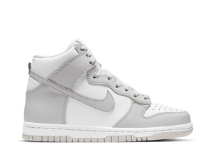 Nike Dunk High White Vast Grey (2021)