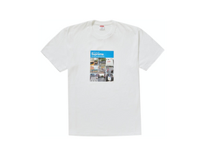 Supreme Verify Tee 'White'
