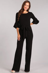 The Jeanie Jumpsuit