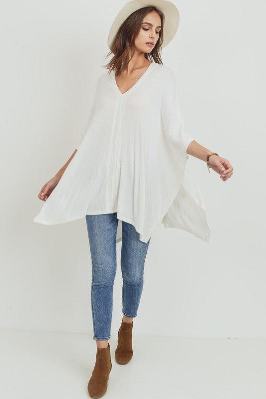The Laine Poncho