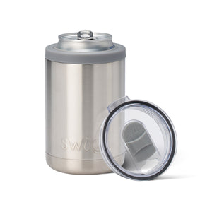 SWIG - Stainless Steel 12oz Combo Cooler