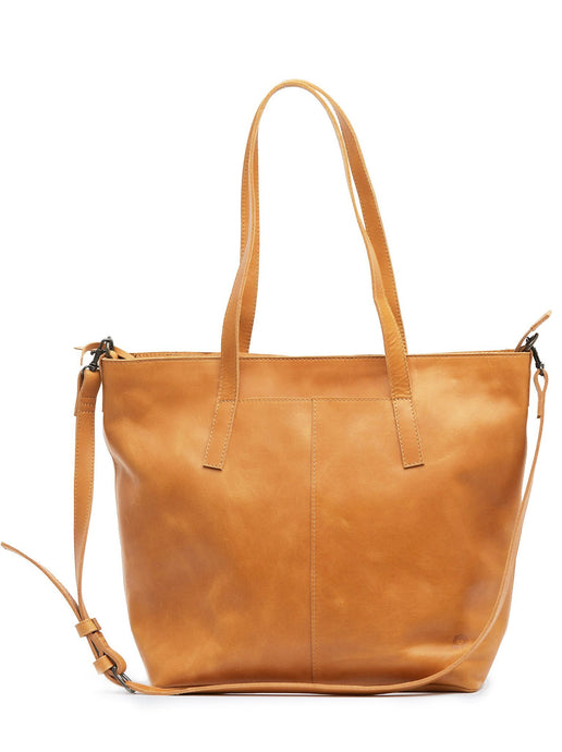 The Alem Utility Bag in Cognac by ABLE