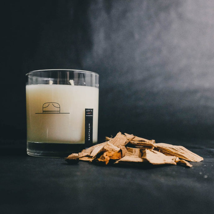 Santalum Candle by Ranger Station