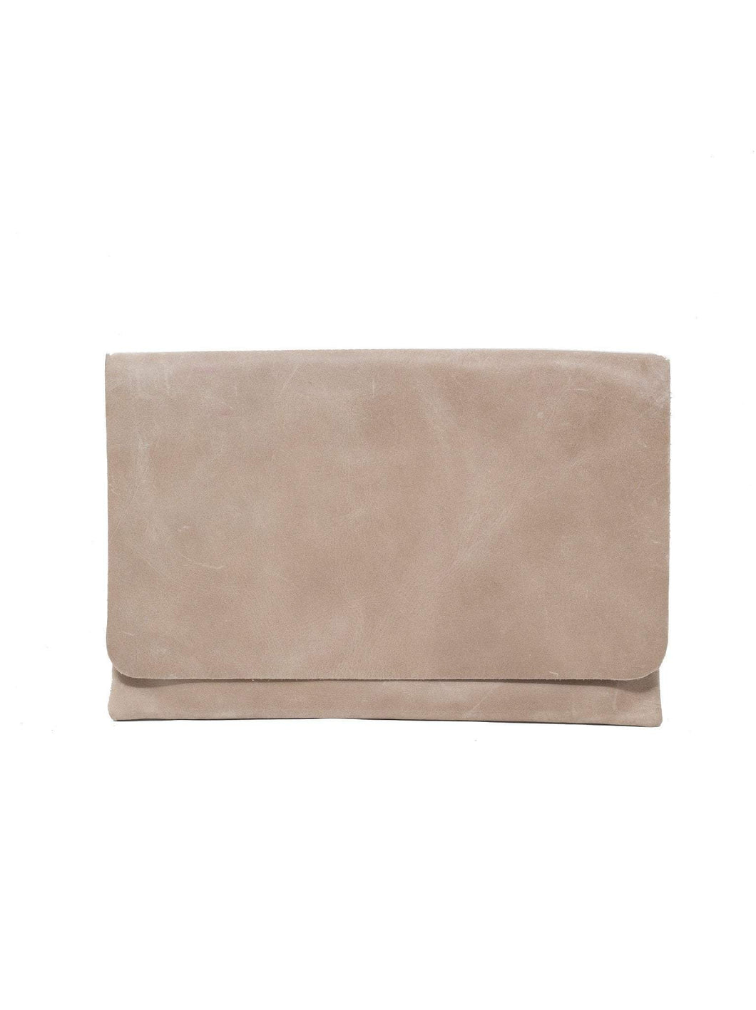 The Mare Zip Pouch in Fog by ABLE