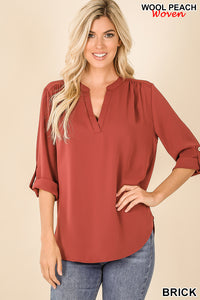 The Julia Top in Brick