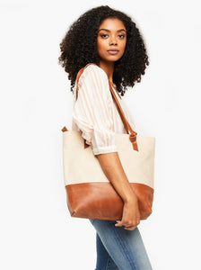 The Rachel Zip Tote by ABLE