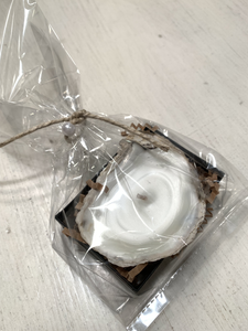 Oyster Candle Company - Individual Oyster Candle - Scent of 3