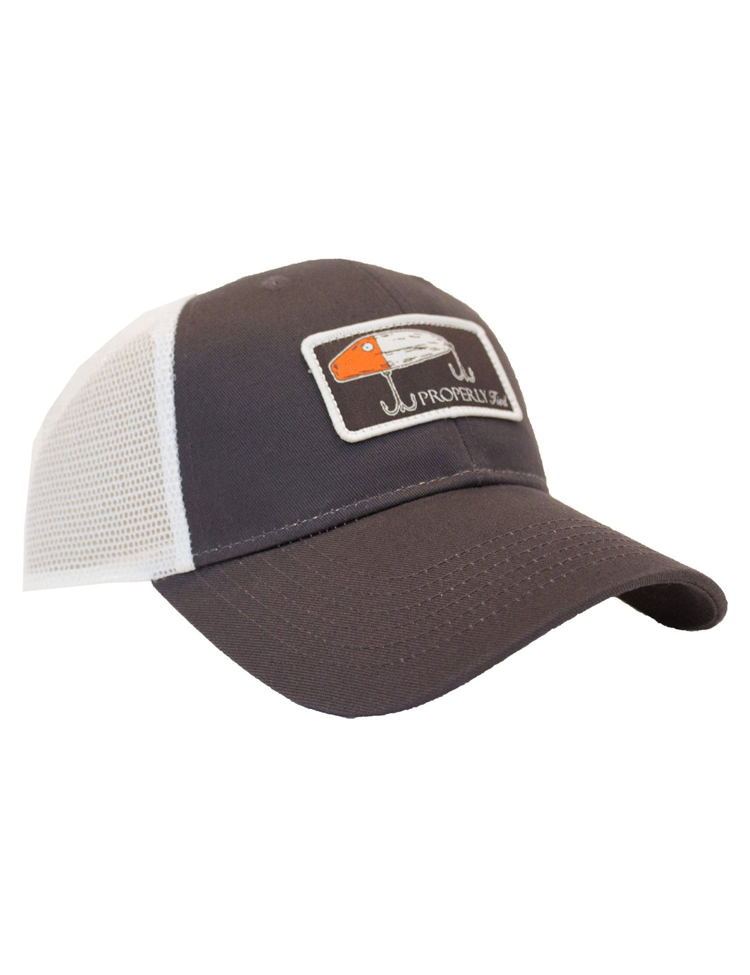Lure Trucker Hat by Properly Tied