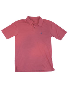 Lil Ducklings Breaker Polo in Nantucket Red by Properly Tied