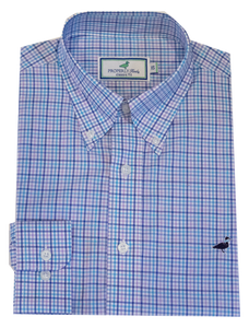 Men's Sportshirt in Napa by Properly Tied