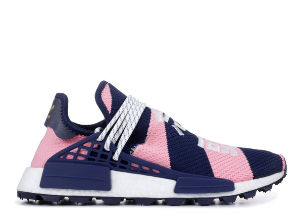 "65ae0cd1e Pharrell Williams NMD X Billionaire Boys Club Hu ""Heart Mind"" Purple B –  TheTreehouzShop"