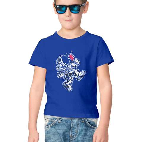 Space Candy Half Sleeve Tee for Kids