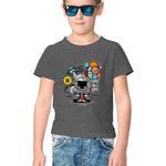 Astronaut Half Sleeve Tee for Kids