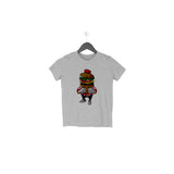 Burger Love Half Sleeve Tee for Toddlers