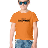World's Most Handsome Half Sleeve Tee for Kids